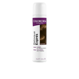 COLORCREM RETOQUE EXPRESS #castaño spray 75 ml de Eugene-perma