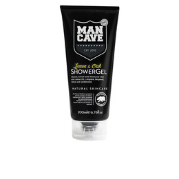 BODY CARE LEMON & OAK gel de ducha 200 ml de Mancave
