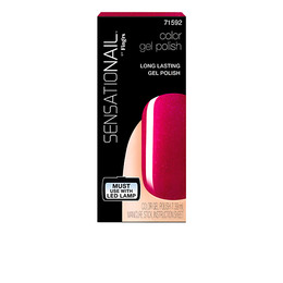 SENSATIONAIL gel color #raspberry wine 7,39 ml de Fing`Rs