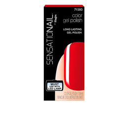 SENSATIONAIL gel color #scarlet red 7,39 ml de Fing`Rs
