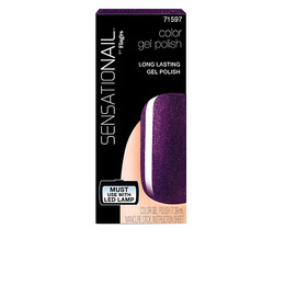 SENSATIONAIL gel color #purple orchids 7,39 ml de Fing`Rs