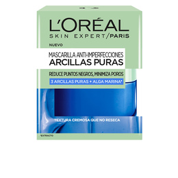 mascarilla ARCILLA AMARILLA ilumina y unifica 50 ml de L`Oreal Make Up