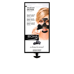 DETOX CHARCOAL BLACK peel-off mask de Iroha