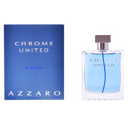 CHROME UNITED edt vaporizador 100 ml de Azzaro