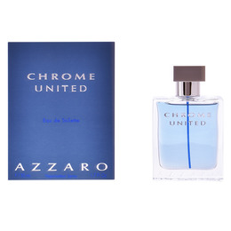 CHROME UNITED edt vaporizador 50 ml de Azzaro