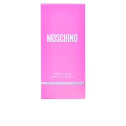 FRESH COUTURE PINK edt vaporizador 30 ml de Moschino