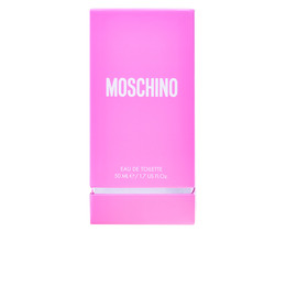 FRESH COUTURE PINK edt vaporizador 50 ml de Moschino