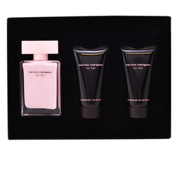 NARCISO RODRIGUEZ FOR HER LOTE 3 pz de Narciso Rodriguez