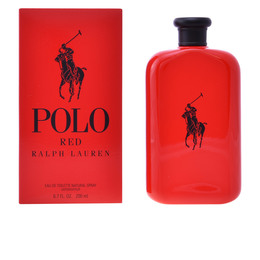 POLO RED edt vaporizador 200 ml de Ralph Lauren