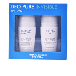 PURE INVISIBLE DÉO ROLL-ON LOTE 2 pz de Biotherm