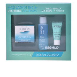 AQUASOURCE TOTAL EYE REVITALIZER LOTE 3 pz de Biotherm