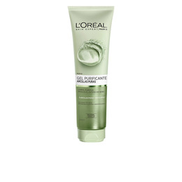 ARCILLAS PURAS gel exfoliante detox negra 150 ml de L`Oreal Make Up