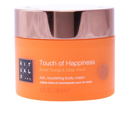 LAUGHING BUDDHA touch of happiness body cream 200 ml de Rituals