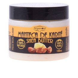 SHEA BUTTER face, body & hair 150 ml de Arganour