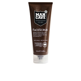 FACE CARE SCRUB natural skincare 100 ml de Mancave