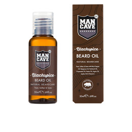 BEARD CARE BLACKSPICE beard oil 50 ml de Mancave