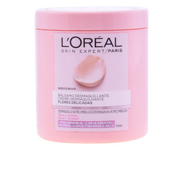 FLORES DELICADAS bálsamo desmaquillante piel sensible 200 ml de L`Oreal Make Up
