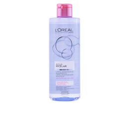 AGUA MICELAR SUAVE pieles sensibles 400 ml de L`Oreal Make Up