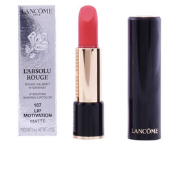 L`ABSOLU ROUGE matte #187-lip  motivation 3,4 gr de Lancome