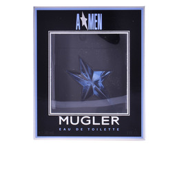 A*MEN edt vaporizador rubber non refillable 30 ml de Thierry Mugler