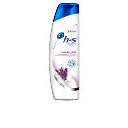 H&S NUTRE Y CUIDA 3 ACTION champú 270 ml de Head & Shoulders