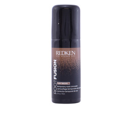 ROOT FUSION temporary root concealer #light brown 75 ml de Redken