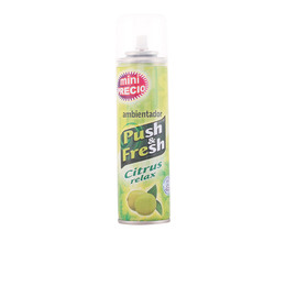 PUSH & FRESH ambientador spray #citrus relax 200 ml de Push & Fresh