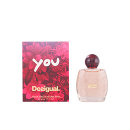 YOU WOMAN edt vaporizador 50 ml de Desigual