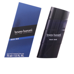 MAGIC MAN edt vaporizador 75 ml de Bruno Banani