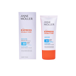 EXPRESS DOUBLE CARE sun kiss fluid SPF30 50 ml de Anne Möller
