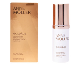 GOLDÂGE nourishing serum in oil 30 ml de Anne Möller
