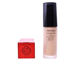 SYNCHRO SKIN lasting liquid foundation #02-l20 30 ml de Shiseido