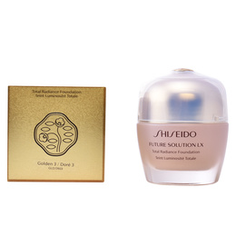 FUTURE SOLUTION LX total radiance foundation #3-golden 30 ml de Shiseido