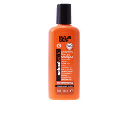 BRAZILIAN KERATIN smoothing therapy shampoo 100 ml de Natural World