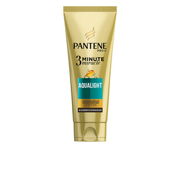 3 MINUTE MIRACLE aqualight acondicionador 200 ml de Pantene