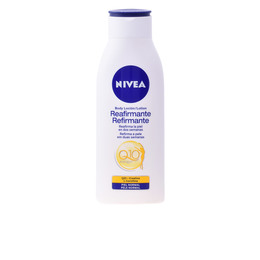 Q10+ reafirmante body milk PN 400 ml de Nivea