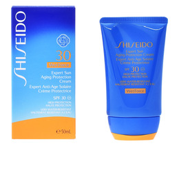 EXPERT SUN AGING cream wet force SPF30 50 ml de Shiseido