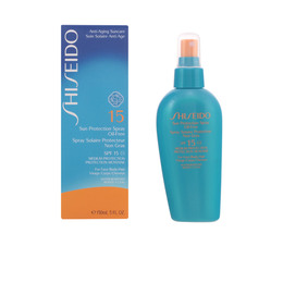 SUN PROTECTION oil-free SPF15 vaporizador 150 ml de Shiseido
