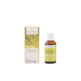 DIFFUSION citronnel plus 30 ml de Pranarôm