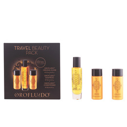OROFLUIDO TRAVEL BEAUTY LOTE 3 pz de Orofluido