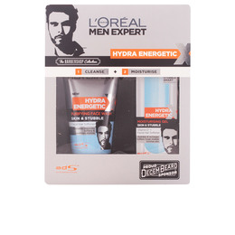 MEN EXPERT HYDRA ENERGETIC BARBER SHOP LOTE 2 pz de L`Oreal Make Up