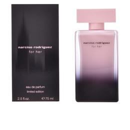 NARCISO RODRIGUEZ FOR HER limited edition edp vaporizador 75 ml de Narciso Rodriguez