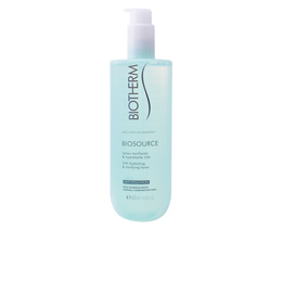 BIOSOURCE lotion tonifiante & hydratante 24h PNM 400 ml de Biotherm