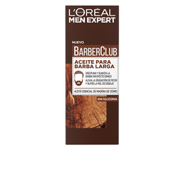 MEN EXPERT BARBER CLUB aceite barba larga 30 ml de L`Oreal Make Up
