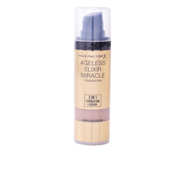 AGELESS ELIXIR MIRACLE 2IN1 foundation+serum #45 warm almond de Max Factor