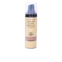 AGELESS ELIXIR MIRACLE 2IN1 foundation+serum #85 caramel de Max Factor