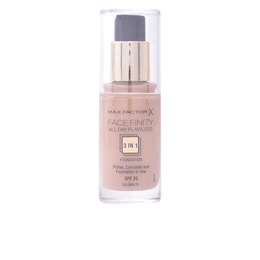 FACEFINITY 3IN1 primer, concealer & foundation #75-golden de Max Factor