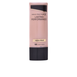 LASTING PERFORMANCE touch proof #108-honey beige de Max Factor
