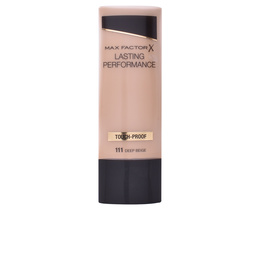 LASTING PERFORMANCE touch proof #111-deep beige de Max Factor