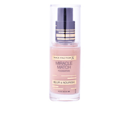 MIRACLE MATCH BLUR & NOURISH foundation #65 rose beige de Max Factor